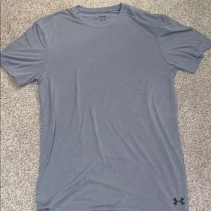 Light Grey Under Armour T-Shirt